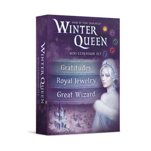 «Зимняя королева. Набор дополнений»