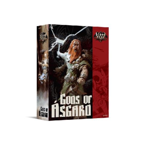 «Кровь и ярость. Боги Асгарда»