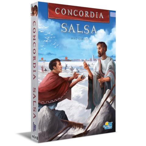 «Конкордия. Сальса»
