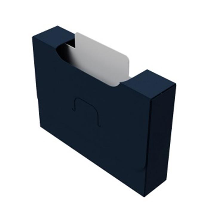Uniq Card-File Standard (20 мм, синий)