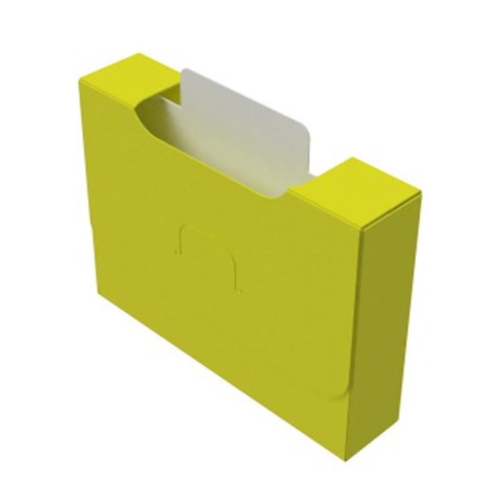 Uniq Card-File Standard (20 мм, жёлтый)
