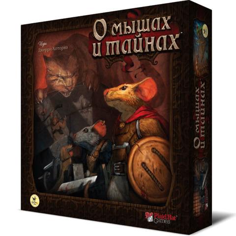 О мышах и тайнах (Mice and Mystics). Настольная игра Crowd Games. Фото игры