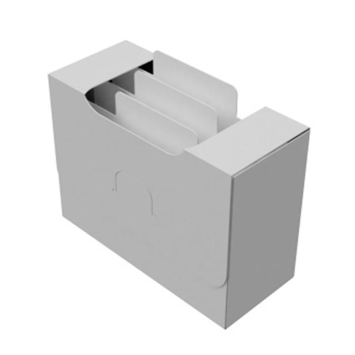 Uniq Card-File Standard (40 мм, белый)