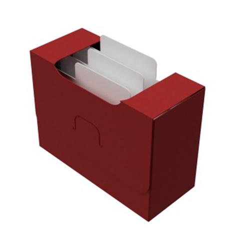 Uniq Card-File Standard (40 мм, красный)