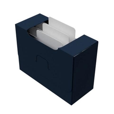 Uniq Card-File Standard (40 мм, синий)