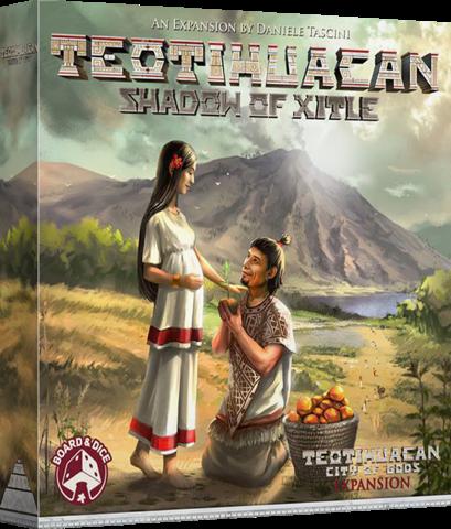 «Теотиуакан. Тень Шитле». Фото игры 1
