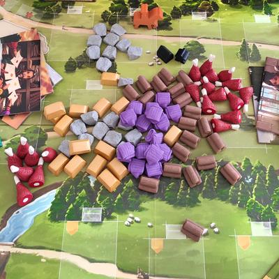 Реалистичные ресурсы для игры «Келюс 1303». Фото 4