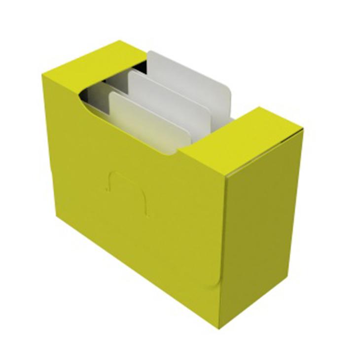 Uniq Card-File Standard (40 мм, жёлтый)