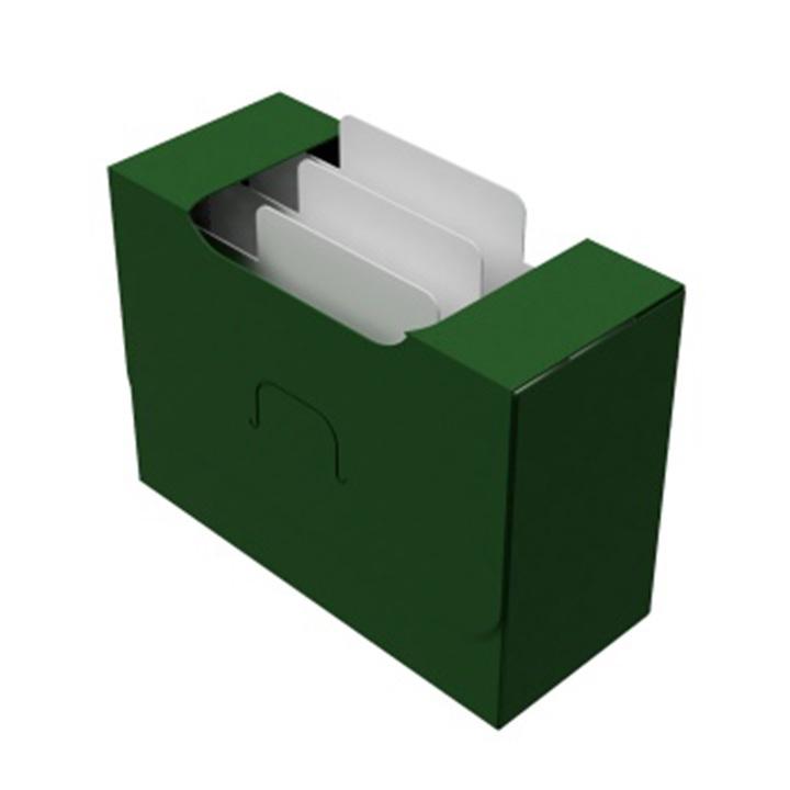 Uniq Card-File Standard (40 мм, зелёный)