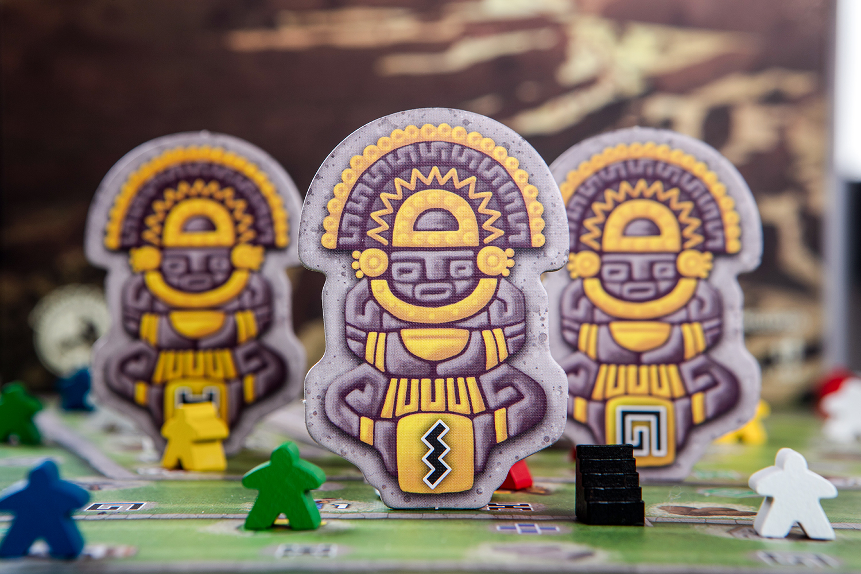 Тауантинсуйу. Империя инков. Фото компонентов 12