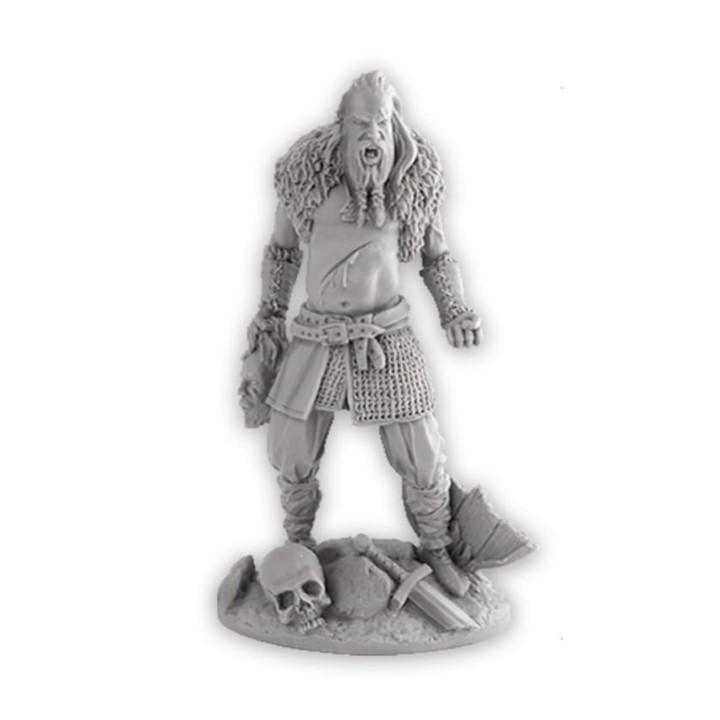 Фигурка последнего викинга к игре «Вальхалла»