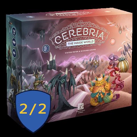 Cerebria. The Inside World. Акция «Заплатить частями». Платёж 2/2. Только до 28.06.2021