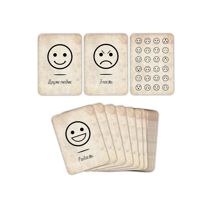 Набор карт «Эмоции и состояния»