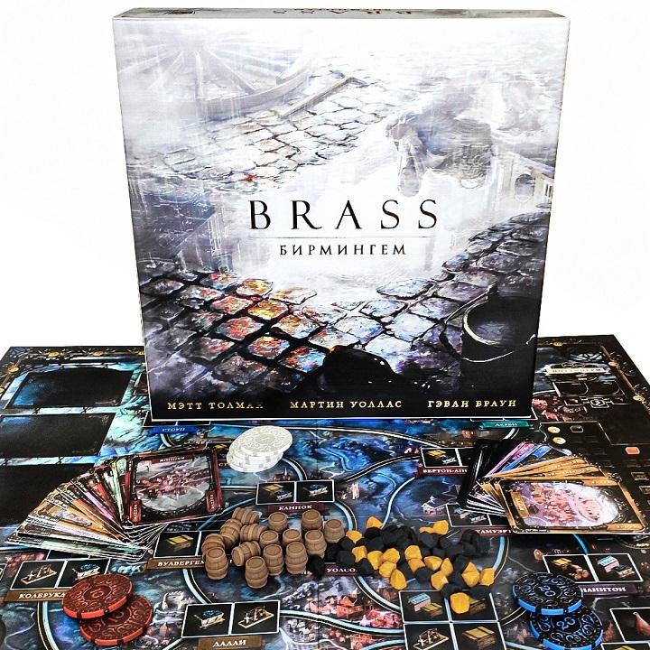 Реалистичные ресурсы для игры «Brass. Бирмингем». Фото 5