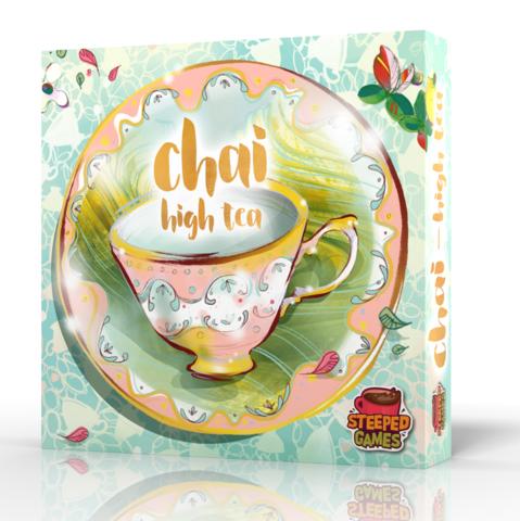 Дополнение Chai: High Tea