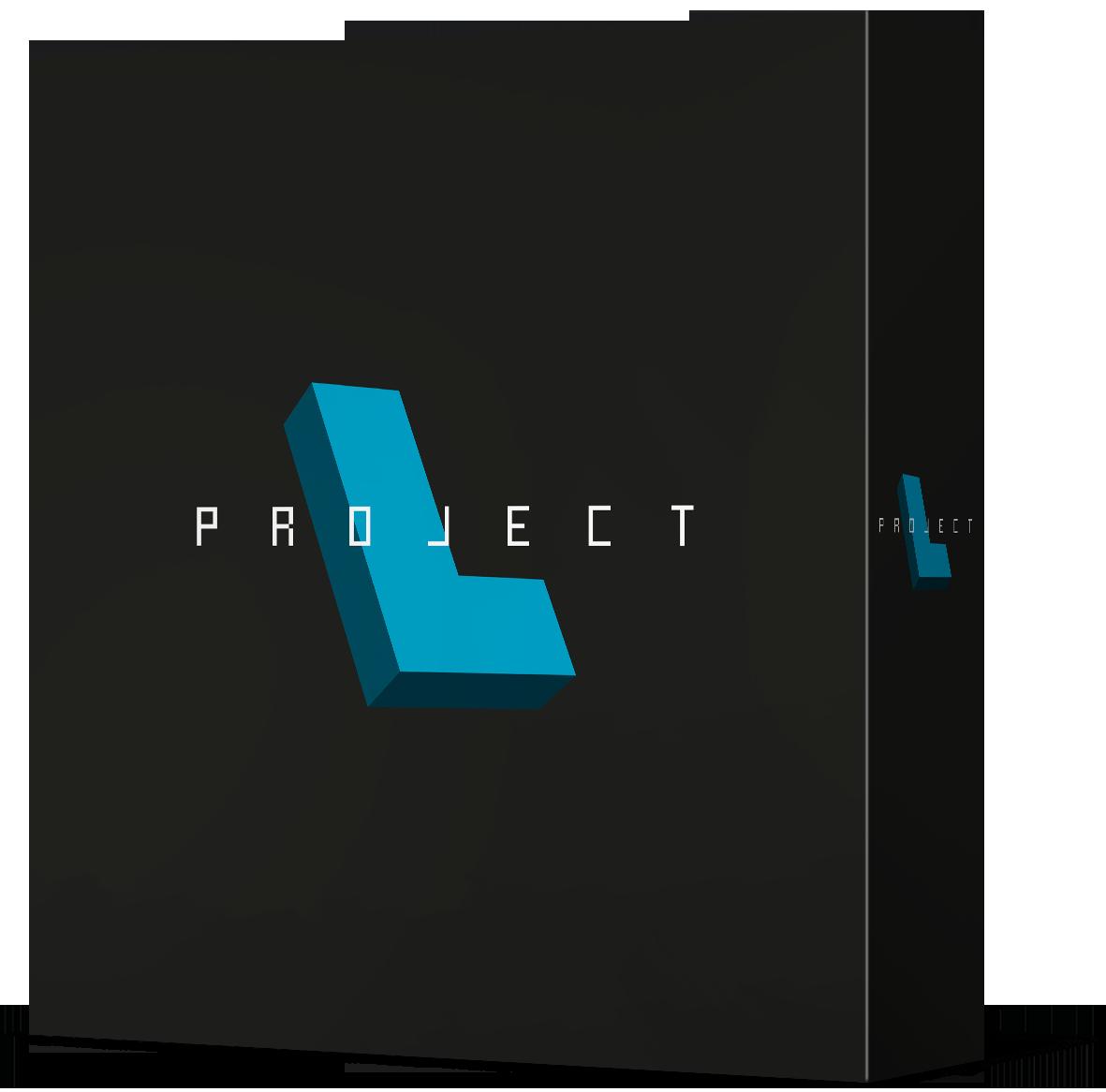 Проект L. Фото коробки