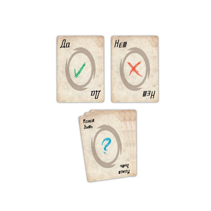Набор карт «Принятие решений»м