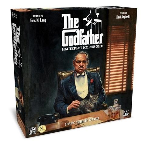 Крёстный отец. Империя Корлеоне. Фото коробки