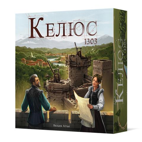 Настольная игра «Келюс 1303» (Caylus 1303)