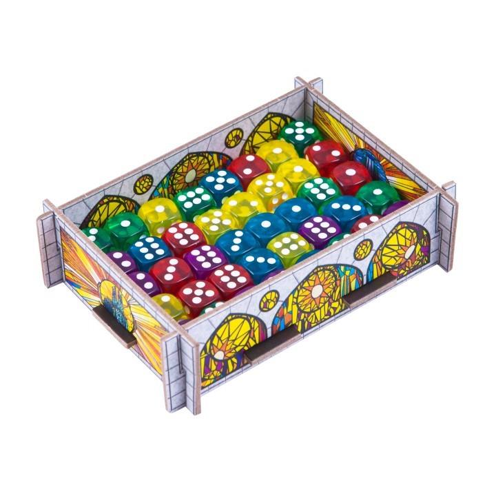 Саграда. 5—6 игроков. Фото настольной игры Crowd Games