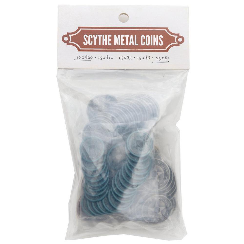 Комплект металлических монет для игры «Серп»