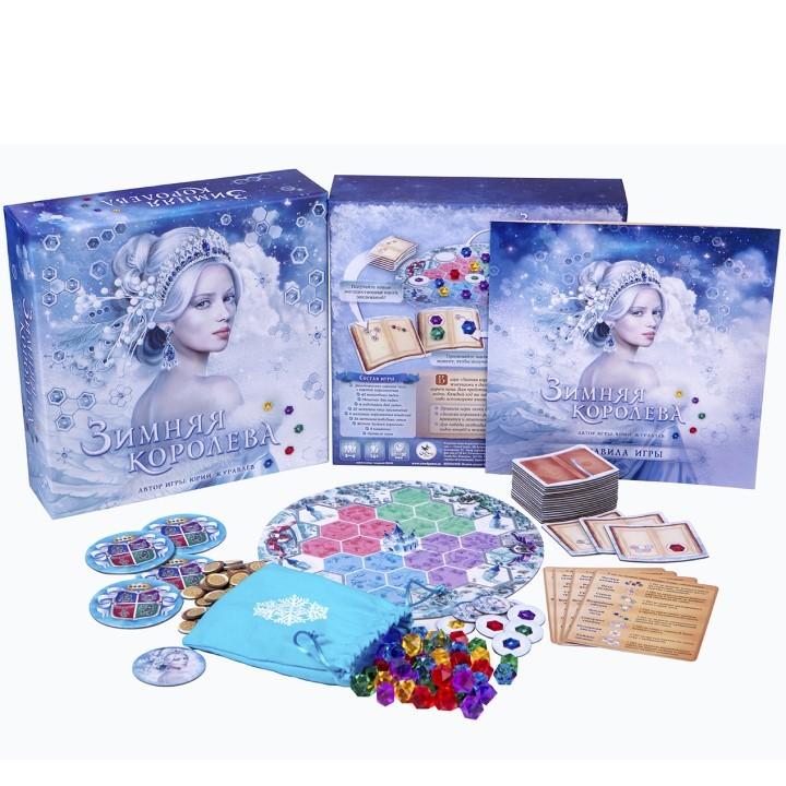 Настольная игра Зимняя королева