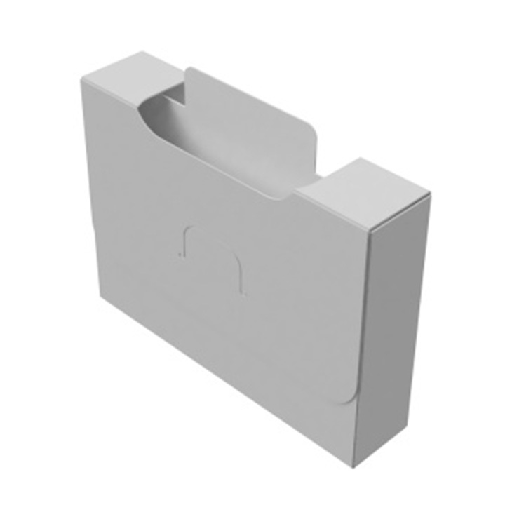 Uniq Card-File Standard (20 мм, белый)
