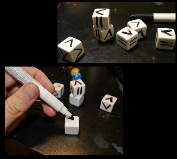 Набор кубиков «Универсальные» 3