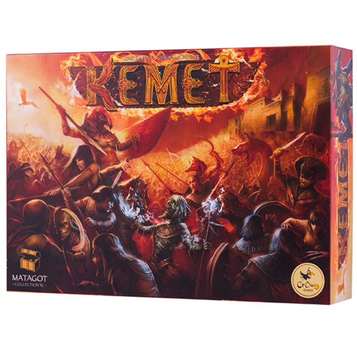 Кемет (Kemet). Настольная игра Crowd Games. Фото игры