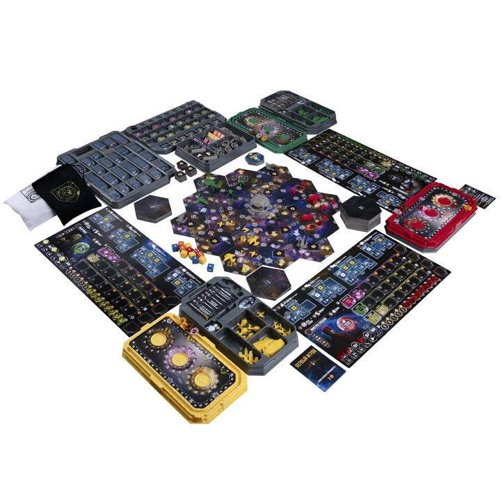 Настольную игру Эклипс. Второй рассвет галактики