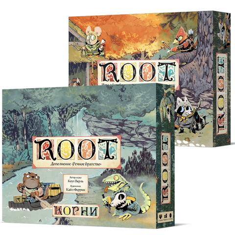 Комплект «Корни» (Root). Фото игры и дополнения