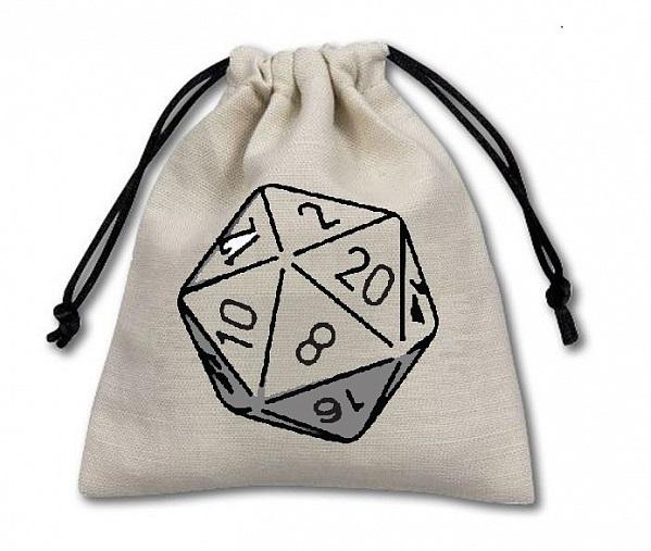 Мешочек для кубиков «D20»