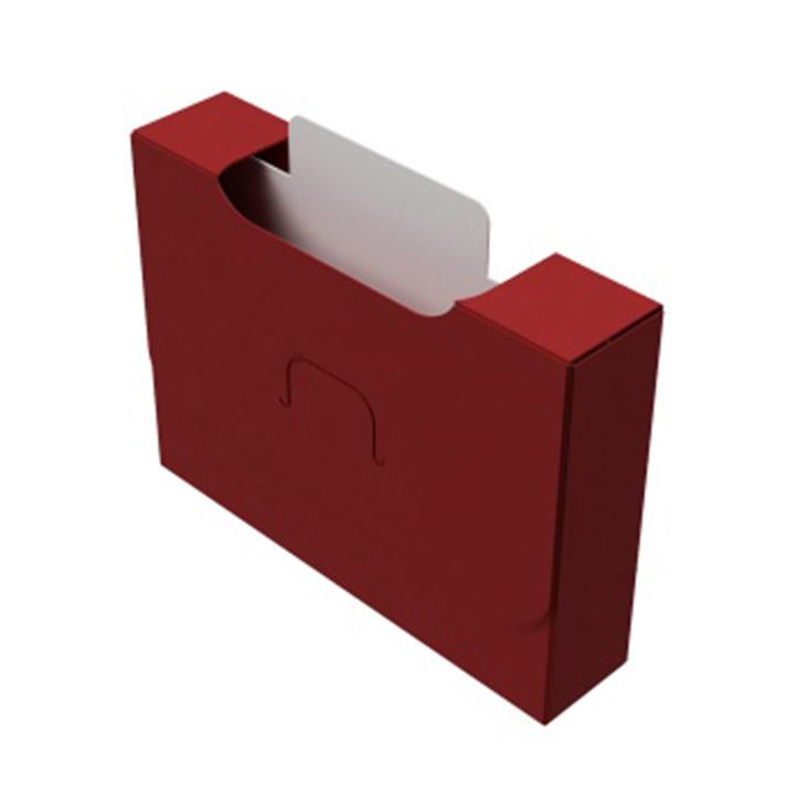Uniq Card-File Standard (20 мм, красный)